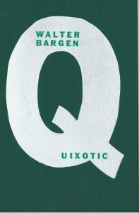 Quixotic bookcover